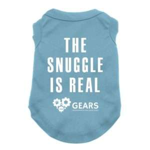 The Snuggle Is Real Dog Shirt. Dog Hoodie. Dog Apparel. Dog Clothing.